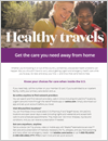 Healthy Travels
